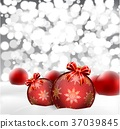 background, red, christmas 37039845