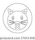 Cat Icon 37041408
