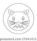 Cat Icon 37041415