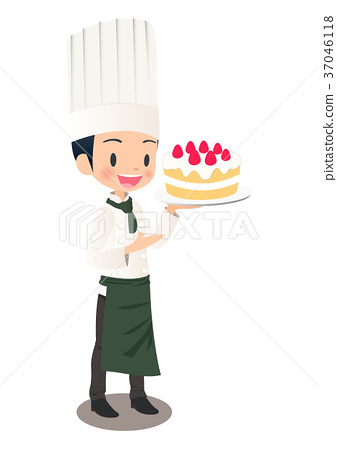 patissier, pastry chef, cake 37046118