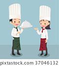 explaining, chef, chefs 37046132