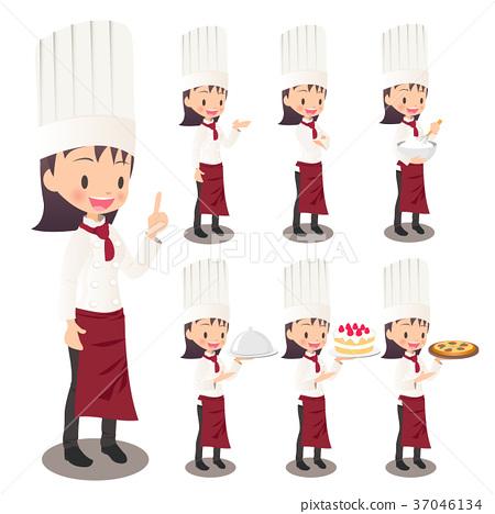 大厨 主厨 一组 37046134