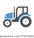 tractor, freight, transport 37047660