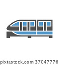Urban transport icon 37047776