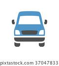 vehicle flat icon 37047833