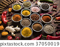 Spices, herb, herbs 37050019