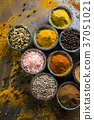 Spices, herb, herbs 37051021