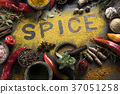 Spices, herb, herbs 37051258