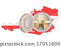 gold, Austria, Austrian 37051600