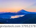 富士山 大冠山 日落 37052378