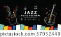 banner, festival, jazz 37052449