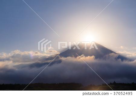 시즈오카 _ 田貫湖 다이아몬드 후지 37052495