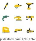 construction, tool, icon 37053767