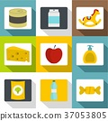 different, product, icons 37053805