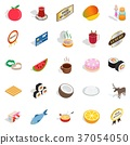 quality, food, icons 37054050