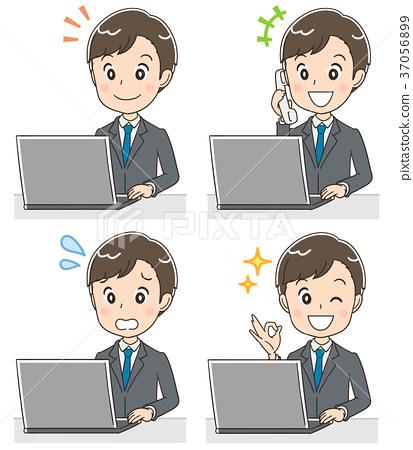商業 商務 商務人士 37056899