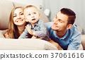 family, portrait, happy 37061616