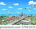 城市 城鎮 街景 37061635