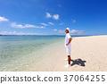 海洋 海 蓝色的水 37064255