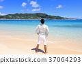 海洋 海 蓝色的水 37064293