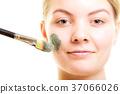 女人 女性 粘土 37066026