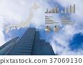 도쿄 고층 빌딩 데이터 그래프 37069130