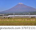 富士山 堆 许多 37072131