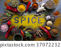 Spices, herb, herbs 37072232