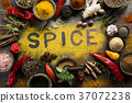 Spices, herb, herbs 37072238