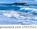 เอโนชิมะ,มหาสมุทร,คลื่น 37072521