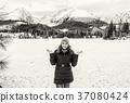 Strbske, pleso, tourist 37080424