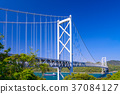 innoshima bridge, shimanami sea route, bridge 37084127