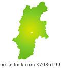 นางาโนะ,แผนที่,แผนที่ประเทศญี่ปุ่น 37086199