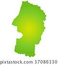 vector, vectors, yamagata prefecture 37086330