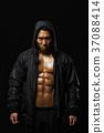 肌肉發達 肌肉 男人 37088414