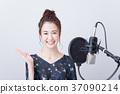 唱 歌手 成熟的女人 37090214