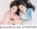 female friend people 37099309