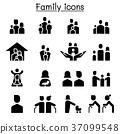 Family icon set vector illustration graphic design 37099548