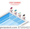 สระน้ำ,สระ,ว่ายน้ำ 37101422