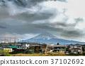 Majestic Mount Fujiyama, Japan 37102692