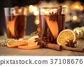 葡萄酒 红酒 圣诞节 37108676