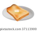 在板材服務的麵包 37113900