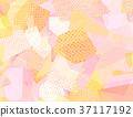 紙拼貼畫背景材料 37117192