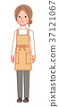 一個年輕成年女性 女生 女孩 37121067