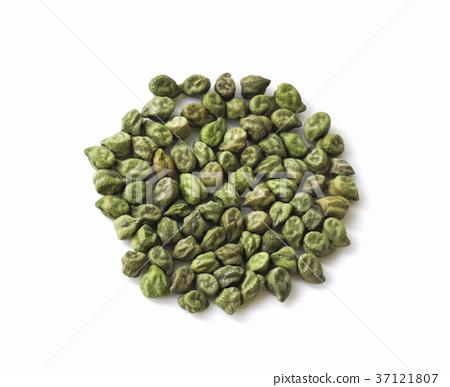 녹색 건조 병아리 콩 37121807