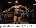 bodybuilder bodybuilding gym 37127913