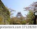 會津若松城 城堡 城堡塔樓 37128260