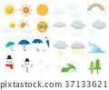 날씨 아이콘 37133621