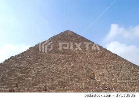 쿠푸 왕 피라미드 37133938