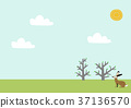 春天 春 場景 37136570